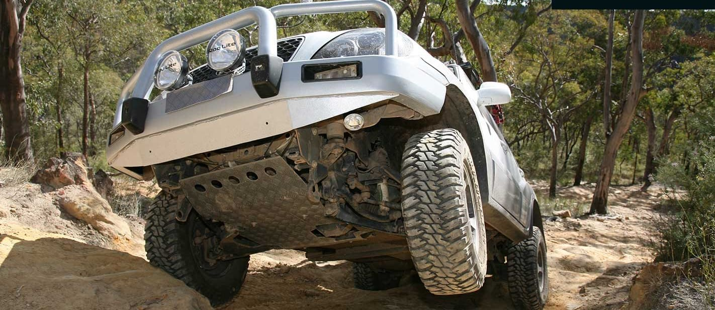 What are automatic differential locks off roader