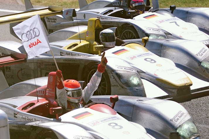Audi Le Mans Return Main Jpg