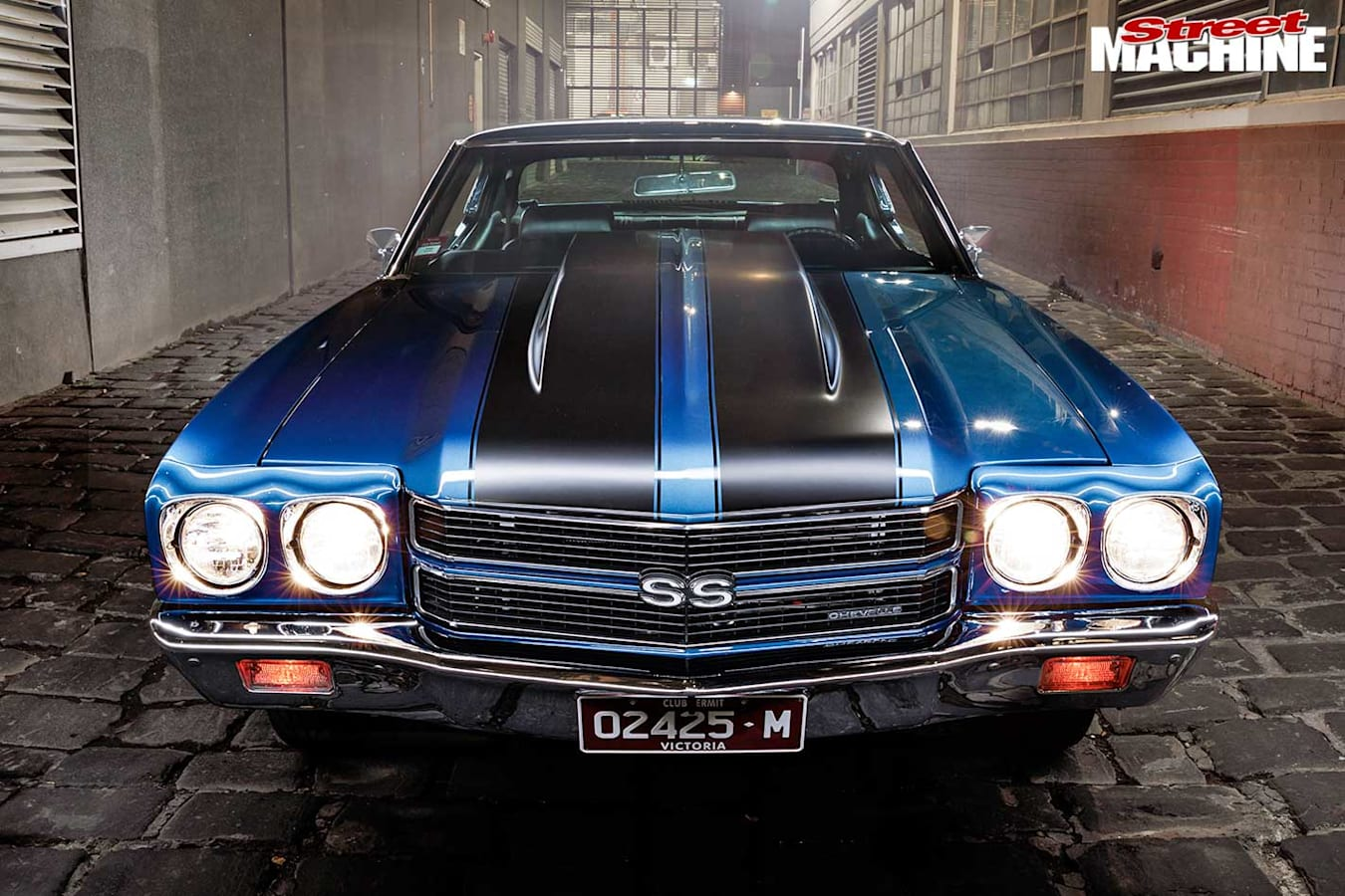Chevelle SS front
