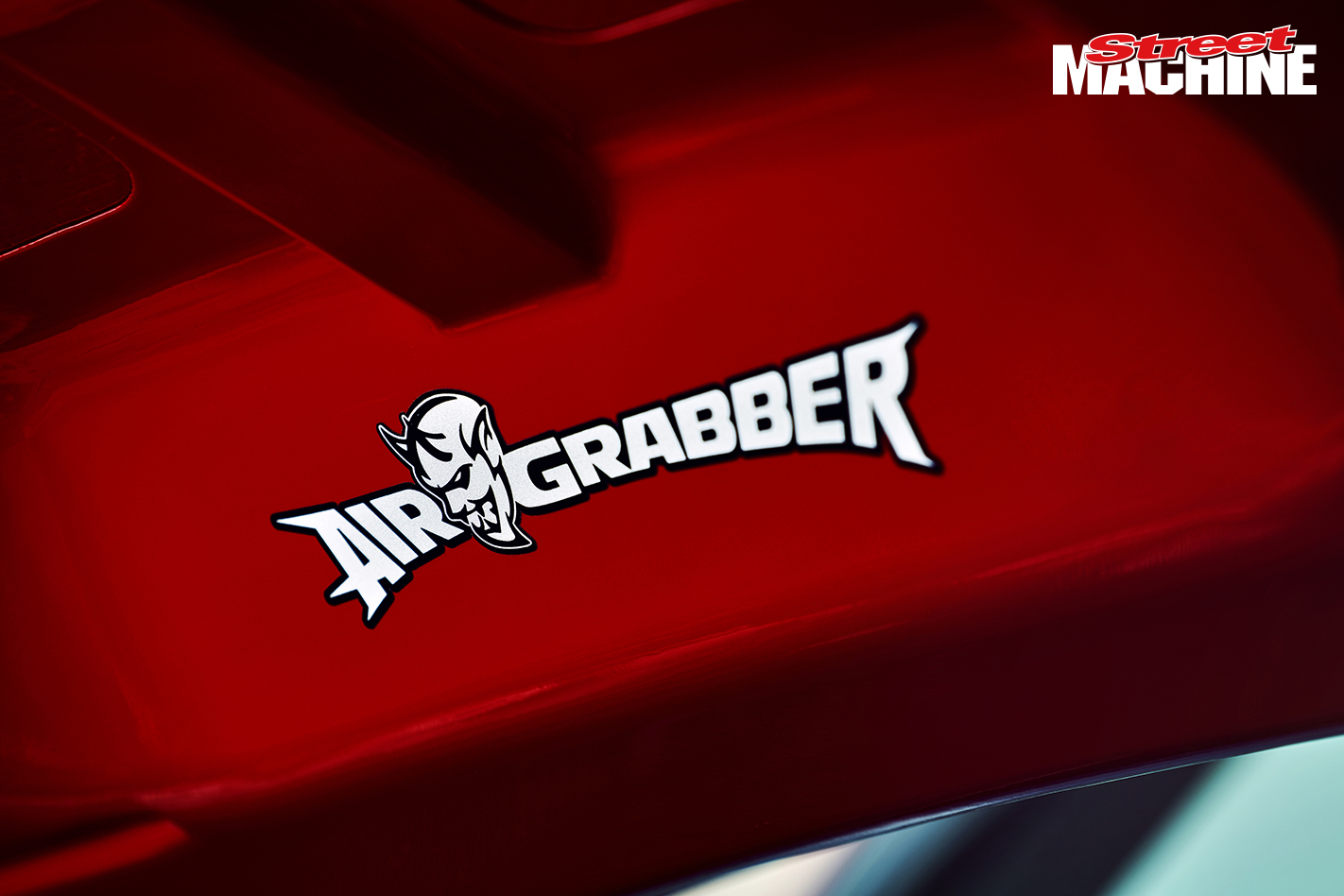 Dodge Demon Air Grabber