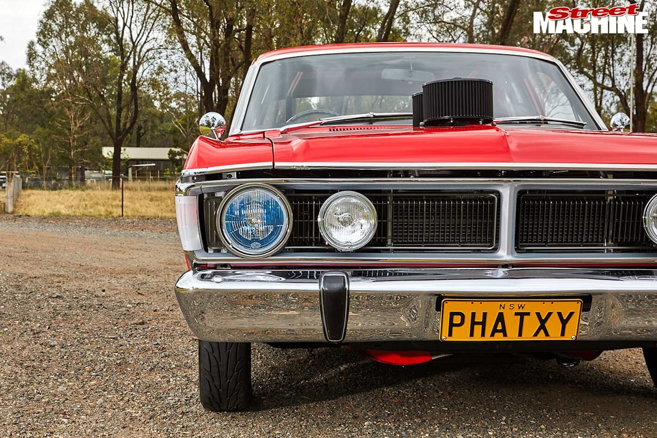 Ford Falcon XY GS front