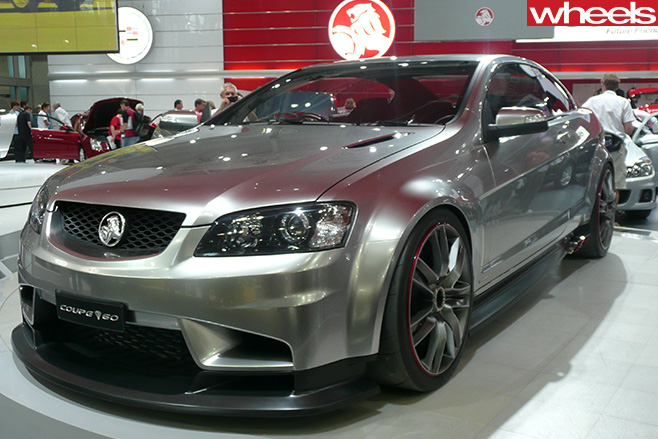 Holden -Coupe -60