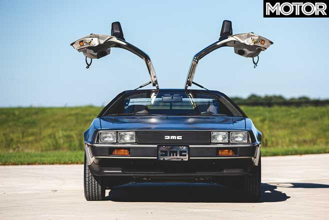 RM Sothebys Auction Elkhart Car Collection DMC De Lorean Jpg