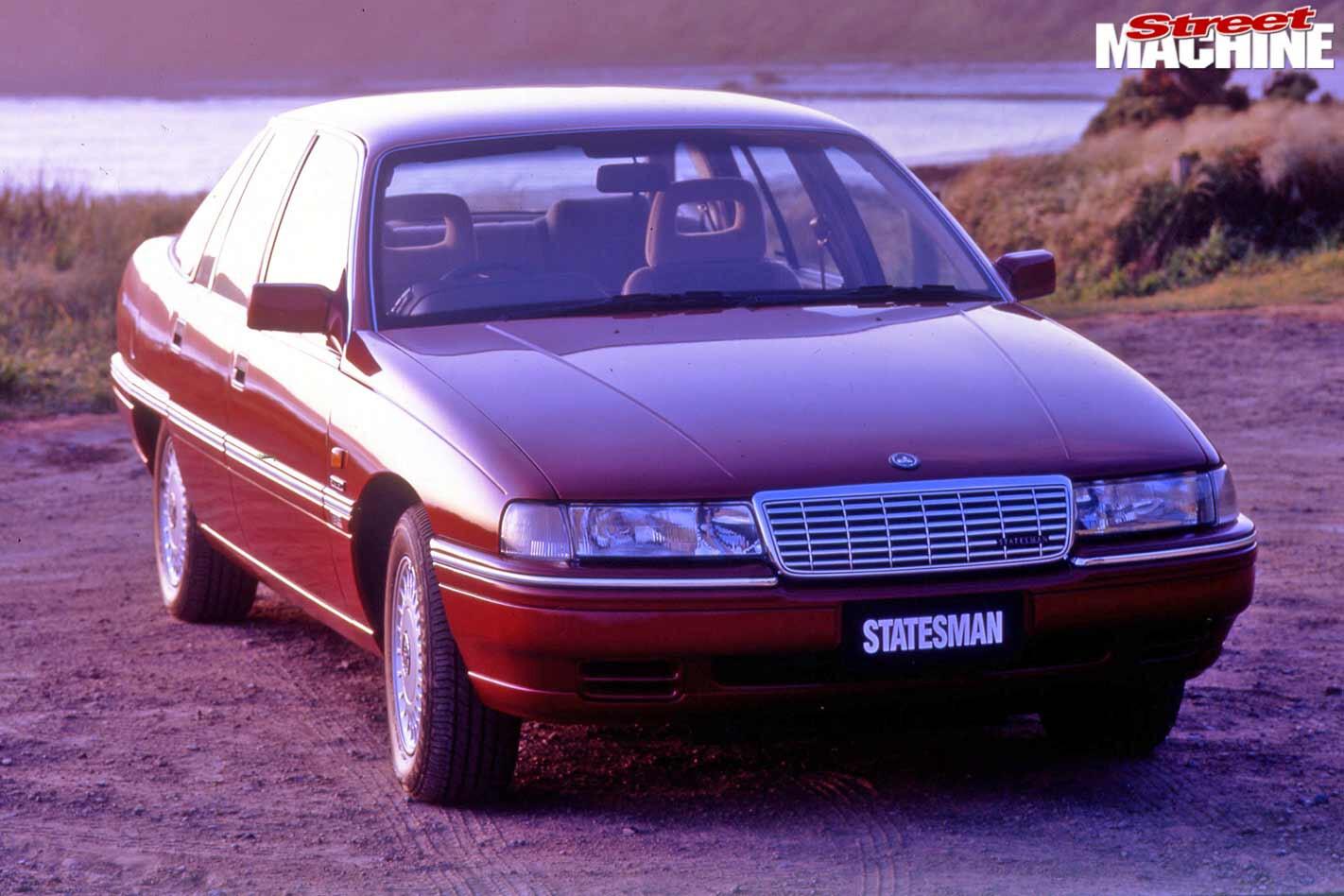 Holden VQ Statesman
