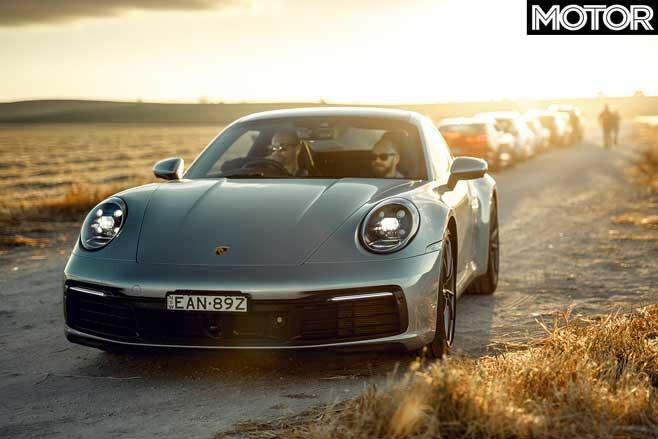 PCOTY 2020 Porsche 911 Carrera S Judging Scores Jpg