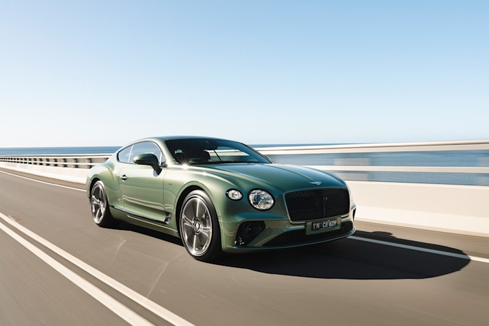 Bentley Continental GT V 8 Cover MAIN Jpg