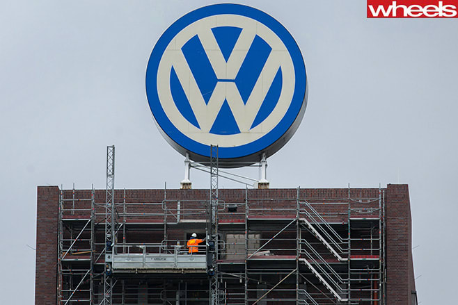 Vw -building -tower