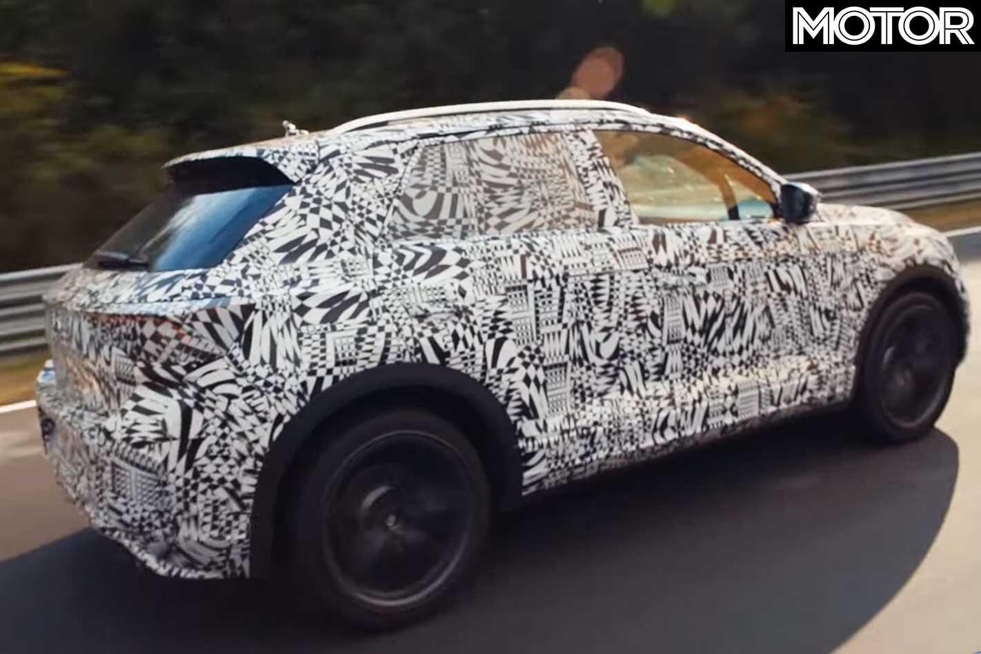 Volkswagen Confirms T Roc R Rear Jpg