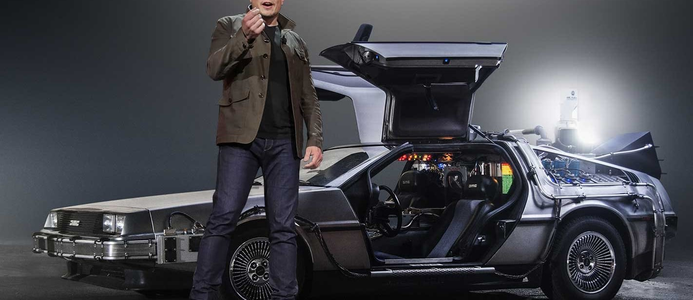 Opinion Elon Musk might be from the future