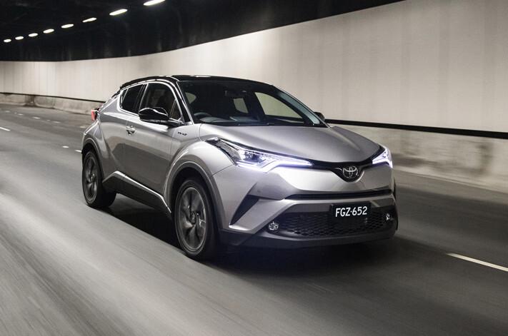 Toyota Chr Performance Economy Jpg