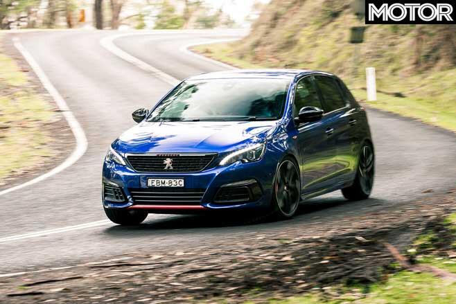Peugeot 308 G Ti Long Term Review Update 5 Handling Jpg