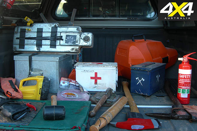 Always pack the essentials, including a first-aid kit.