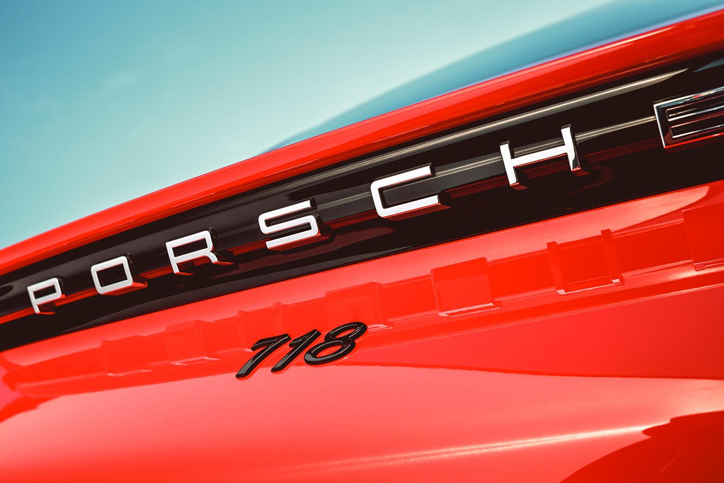 Porsche Cayman Badge Jpg