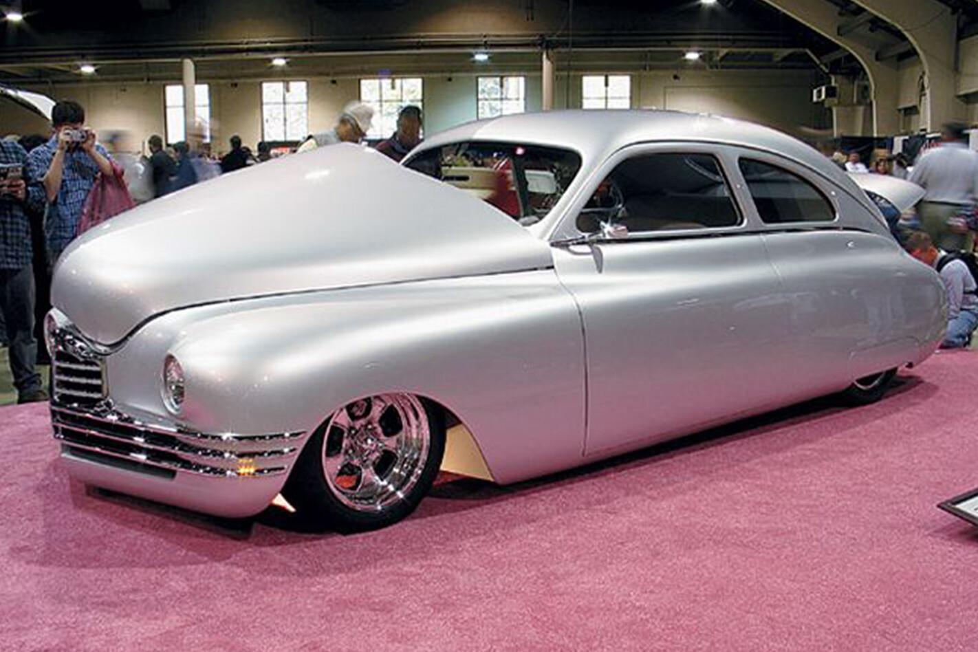 Bob Bruhn's concept car