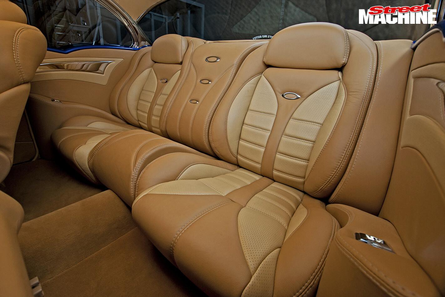 Chevrolet -Bel -Air -interior -rear