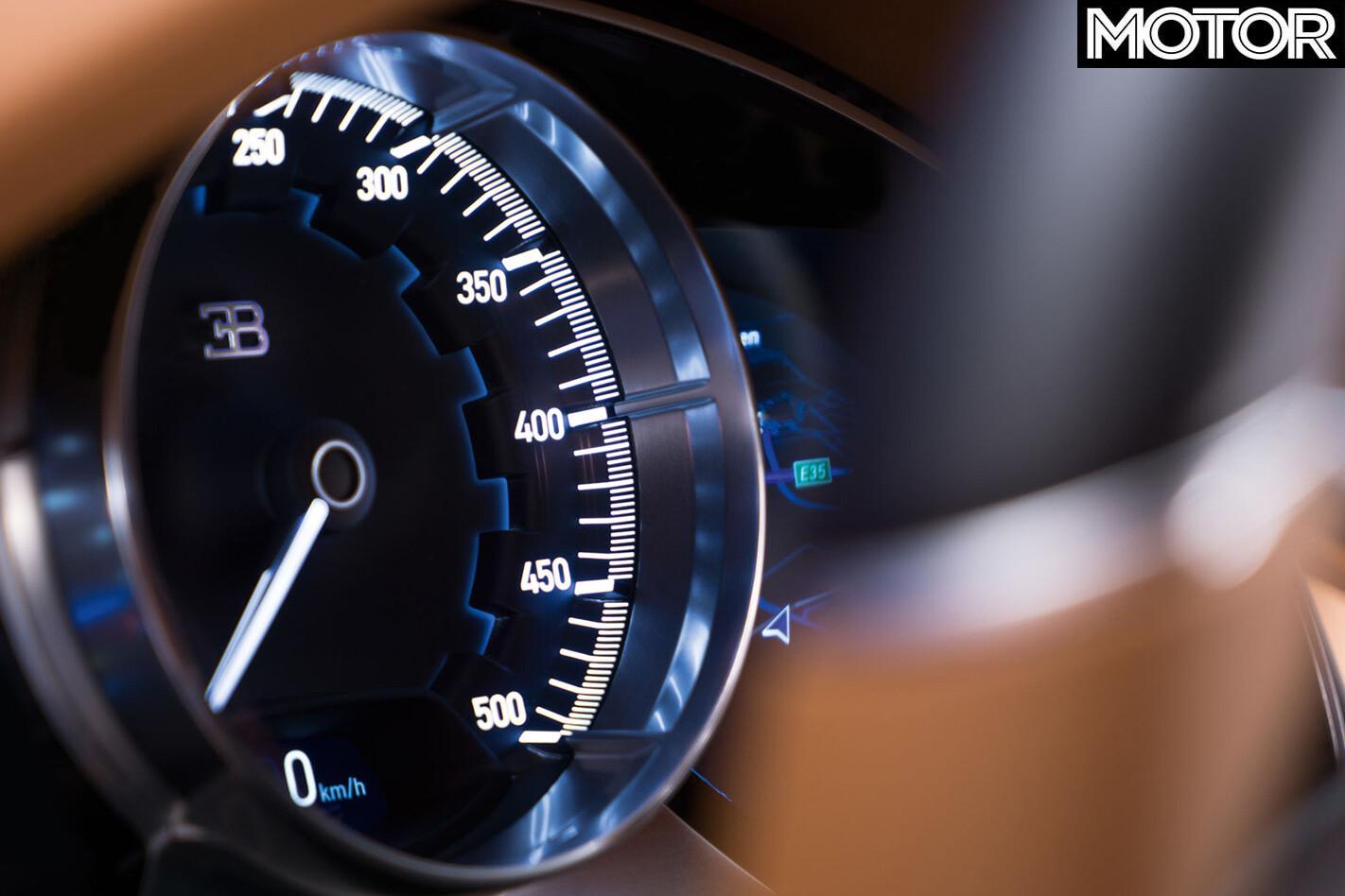 Bugatti gauge