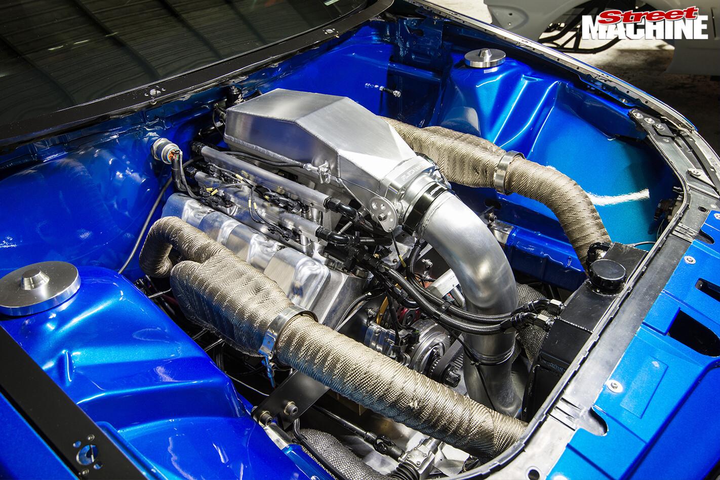 Hsv -ute -engine -bay