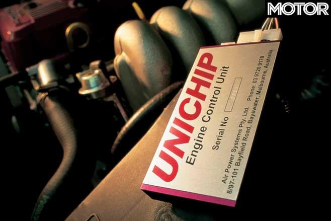 2001 Ford Falcon XR 6 Ute Unichip ECU Tune Jpg