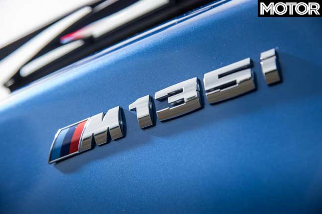 2013 BMW M 135 I Badge Jpg