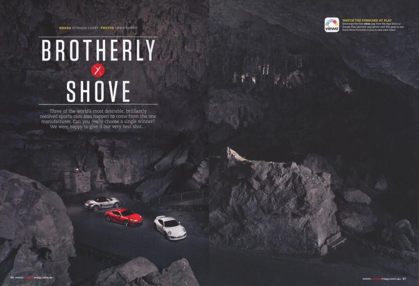 Archive: 2013 Porsche Boxster S vs Porsche Cayman vs Porsche 911 Carrera S review