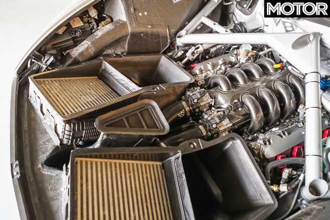 Bentley Continental GT 3 Engine Jpg