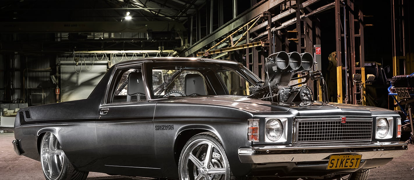 HK Holden Ute blown SIKEST 15 nw