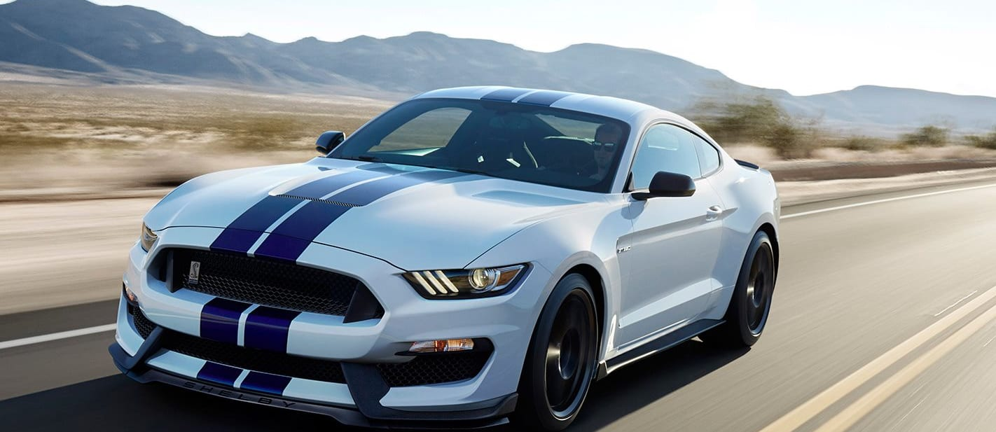 Supercharged Ford Mustang in Australia