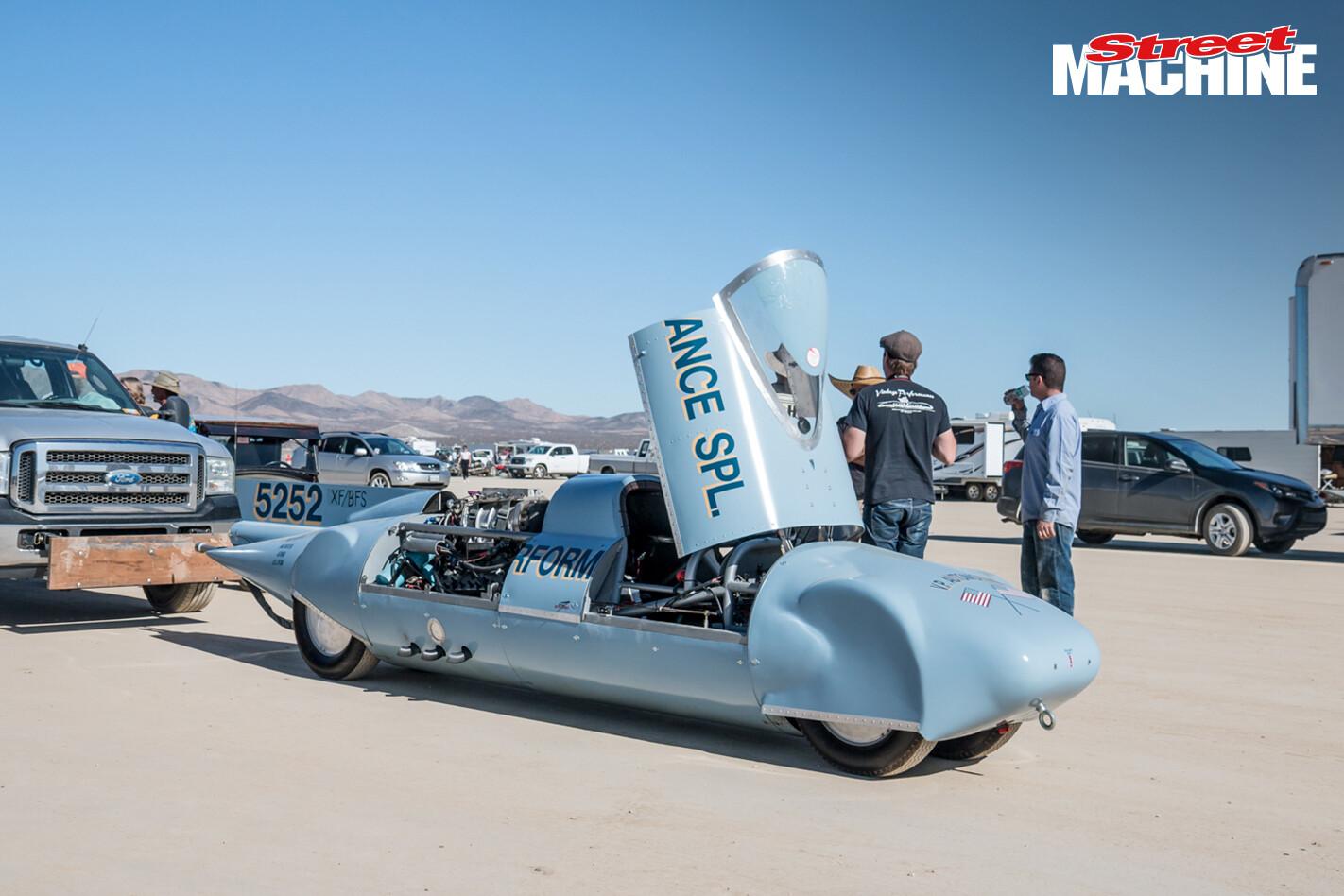 El Mirage Land Speed Racing 4153