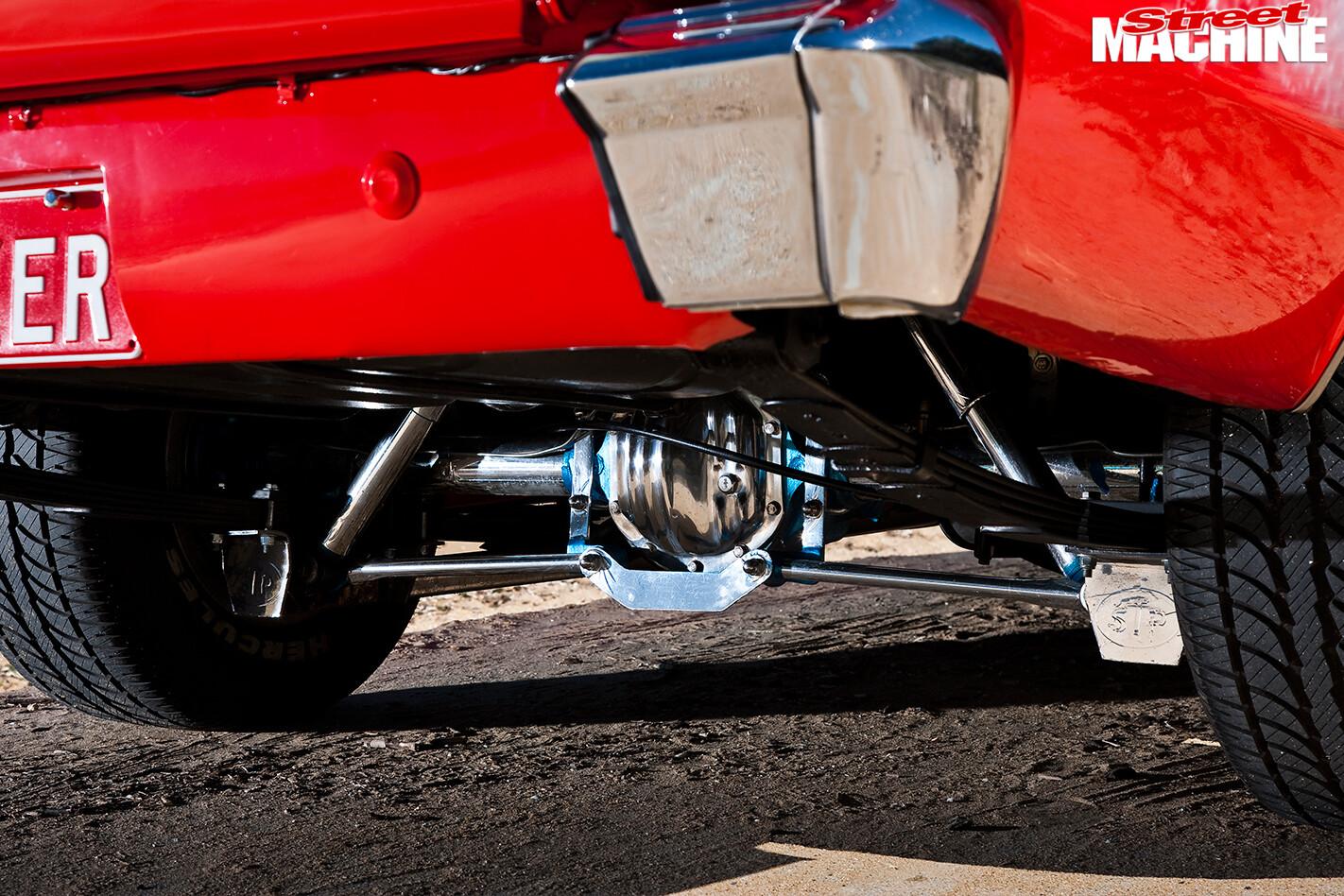 Chrysler -panel -van -under