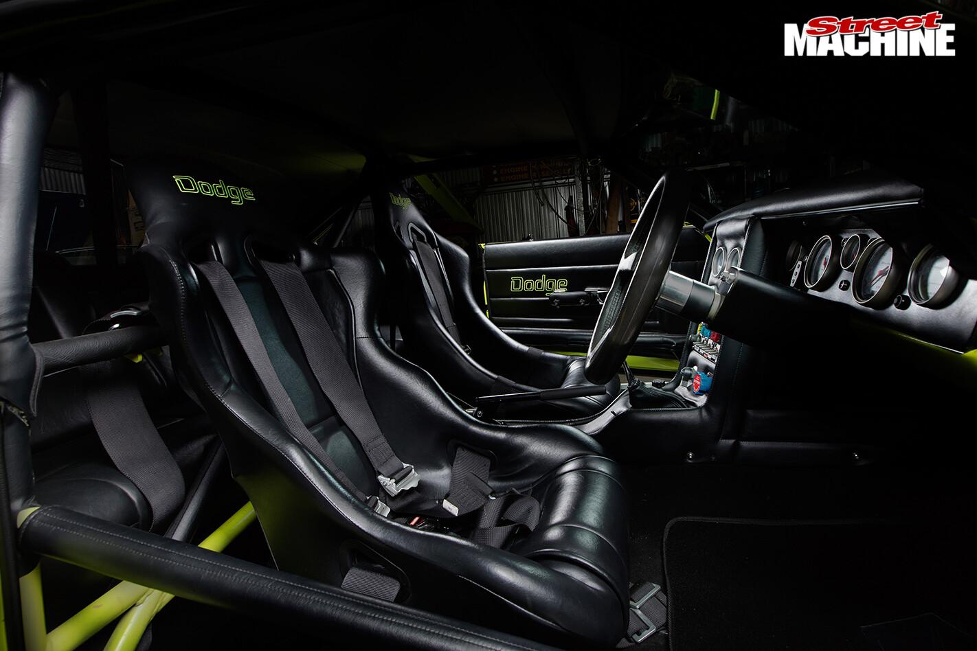 Dodge -Dart -interior -seats
