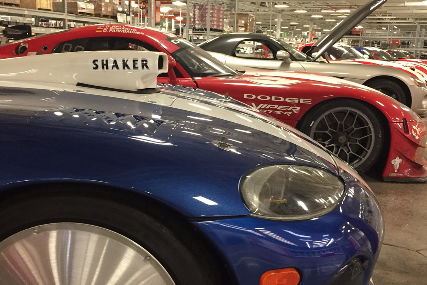 Final Dodge Vipers
