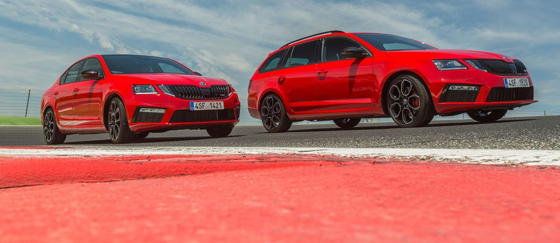 2017 Skoda Octavia RS 245 pricing and features