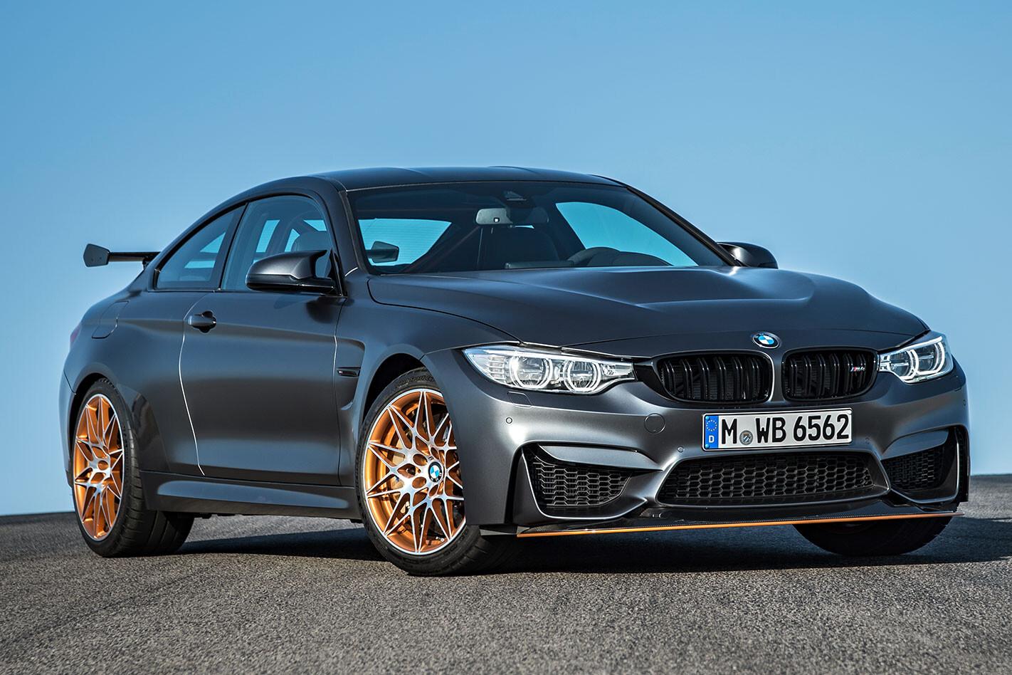 Ultimate BMW M3s external