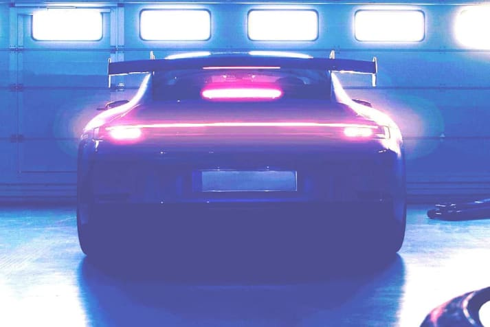 2021 Porsche 911 Gt 3 Teaser Lightened Jpg