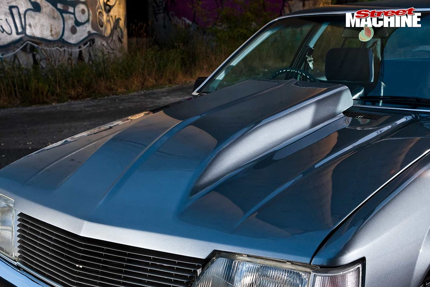 Holden VH Commodore bonnet