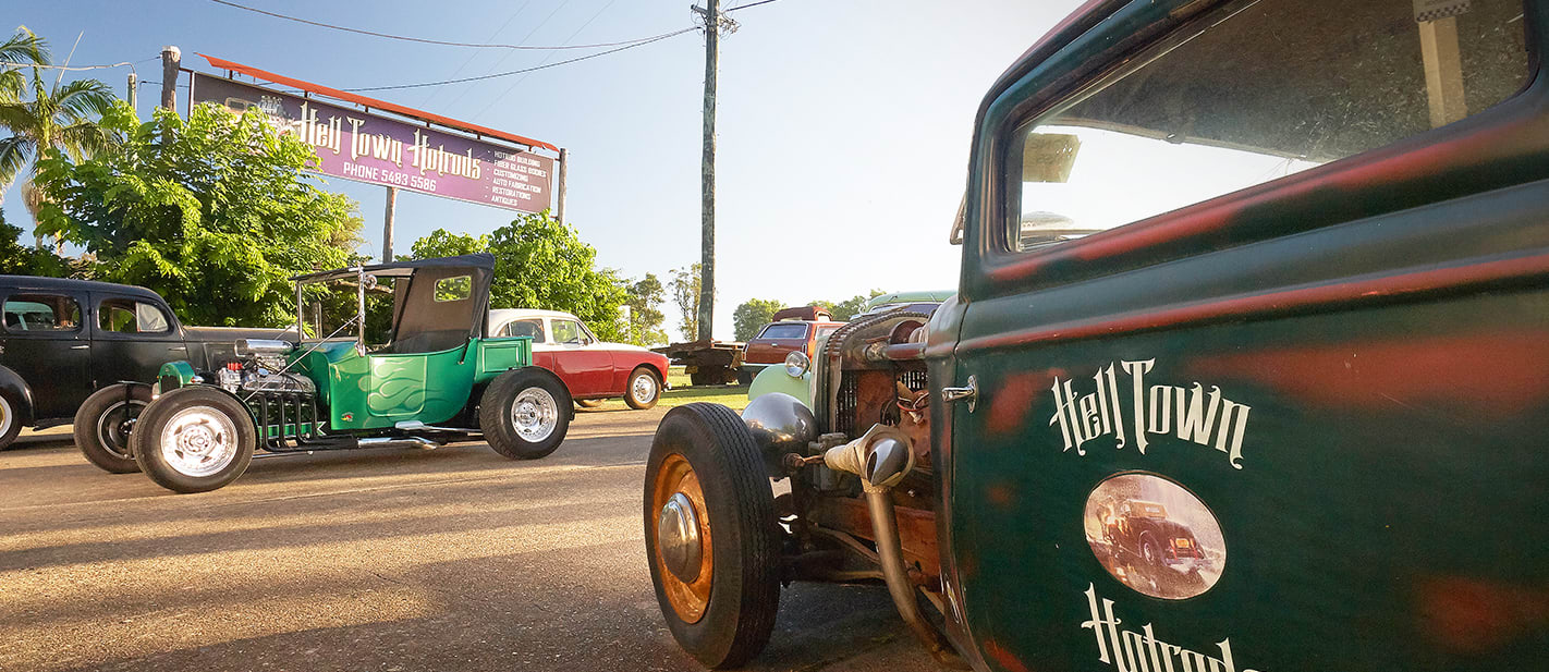 Hell town hot rods 7 nw