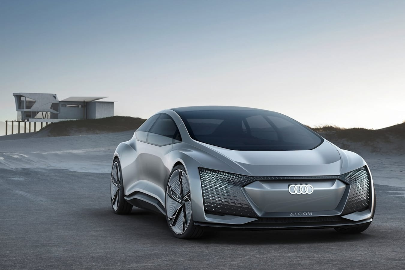 Best Concepts Of 2017 Audi Aicon Jpg