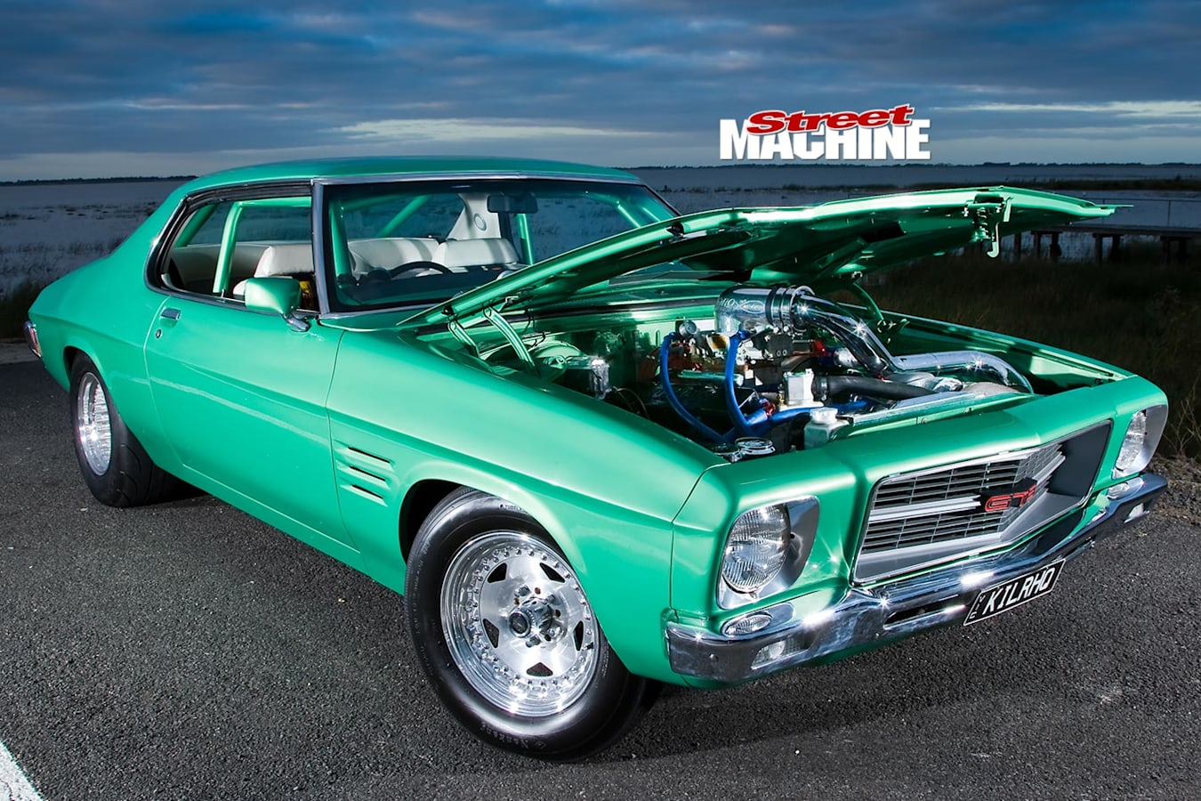 Holden HQ GTS coupe