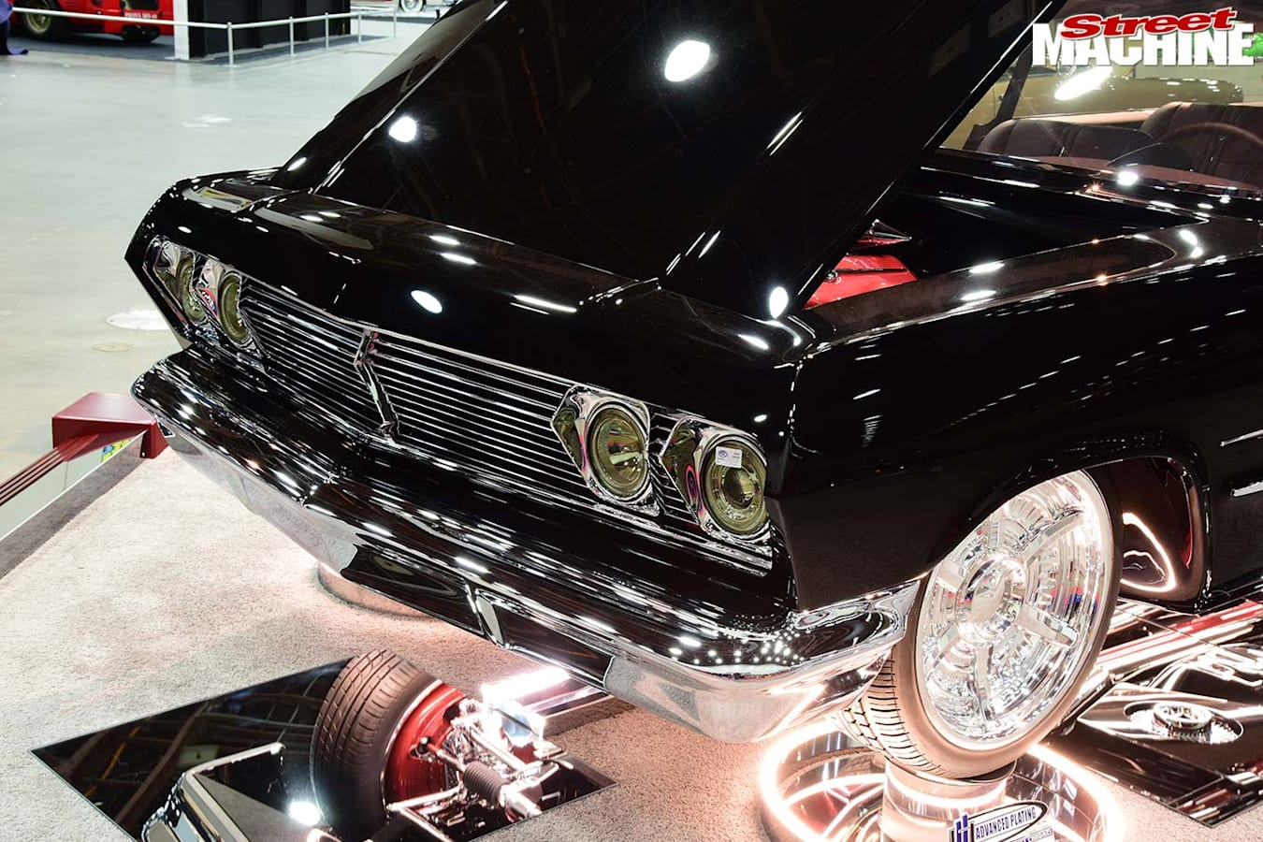 1963 Chev wagon