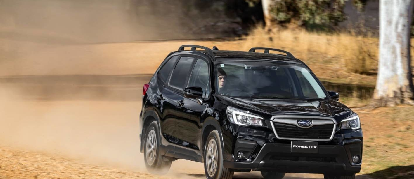 2019 Subaru Forester Front Side Action Jpg