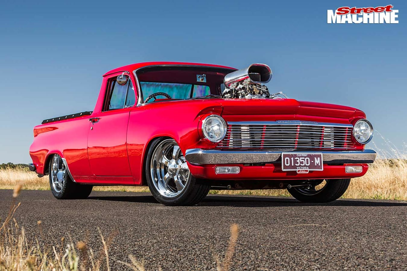 Holden EH ute front