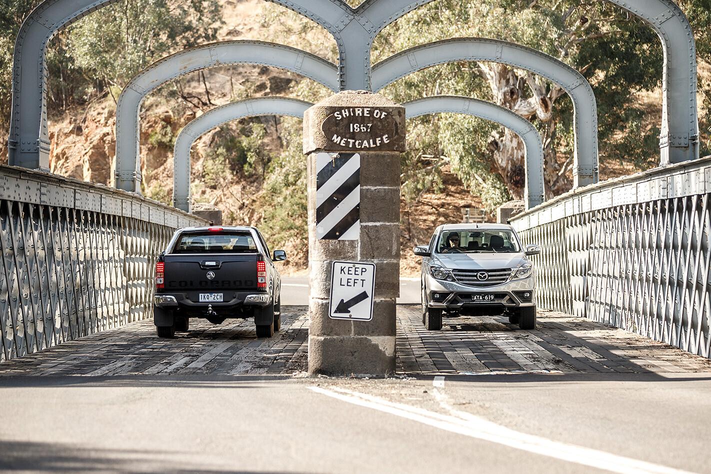 Byron Dual Cab Column Driving Pair Jpg