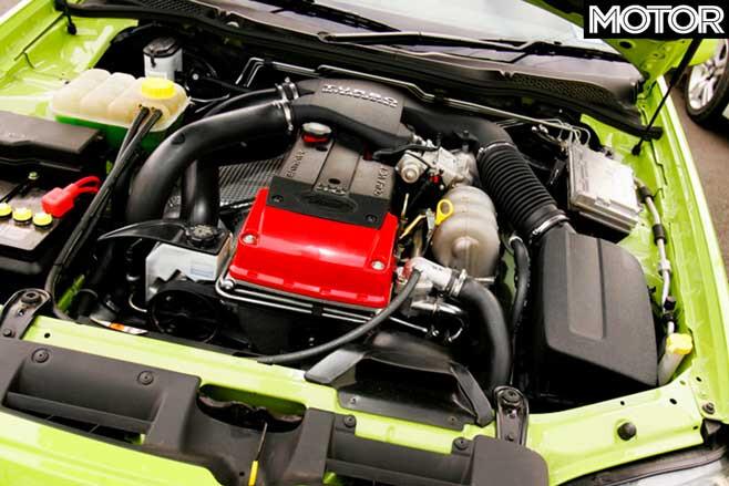 2006 Ford Falcon XR 6 T Engine Jpg