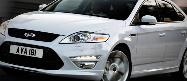 2012 Ford Falcon EcoBoost added to Mondeo
