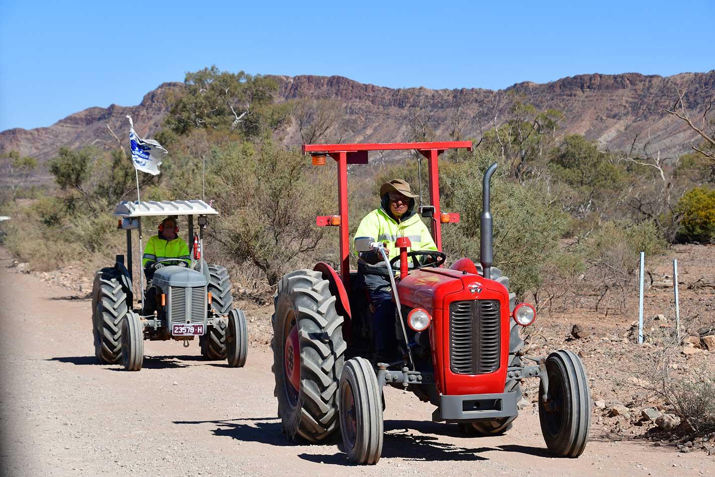 Drive 4 Life 2019 Flinders Ranges to Corner Country