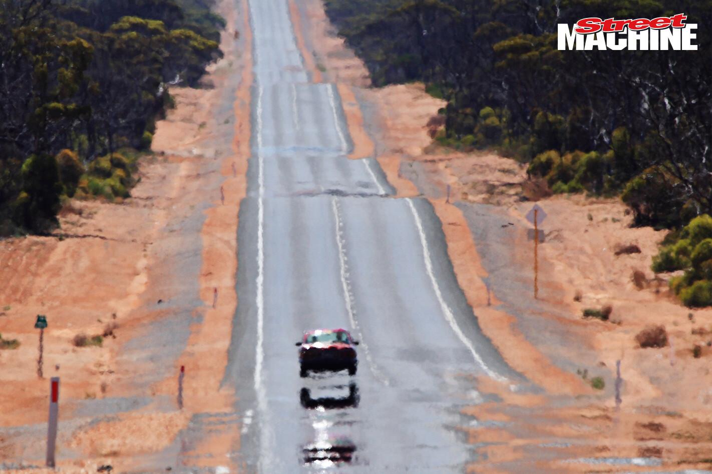 VB Commodore CHUBBY Road Trip 13