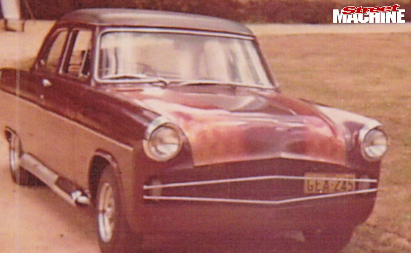 MkII Ford Zephyr