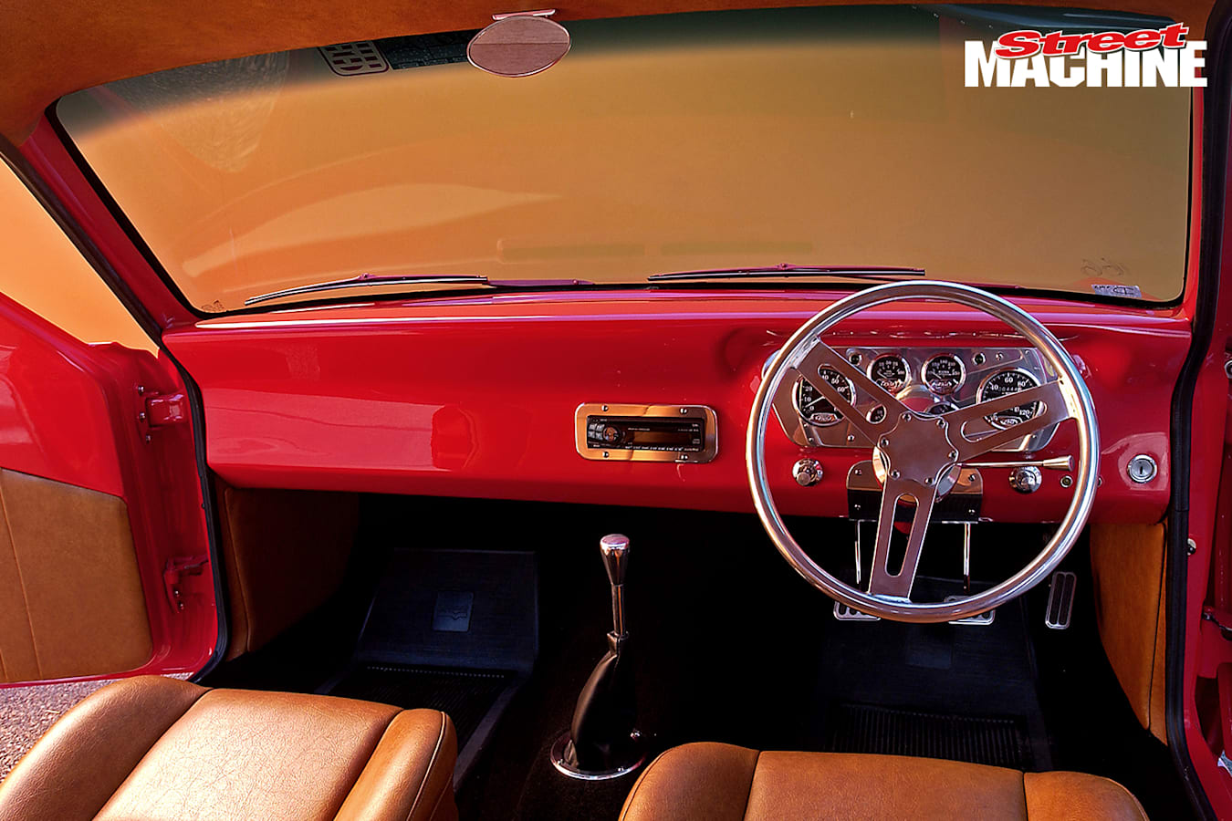 Ford XW Falcon Coupe Interior Nw Jpg
