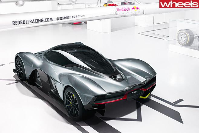 Aston -Martin -AM-RB-001-top -rear