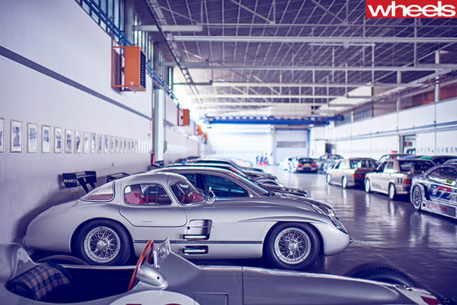 Mercedes -Benz -Classic -Centre -Holly -Halls -sports -cars